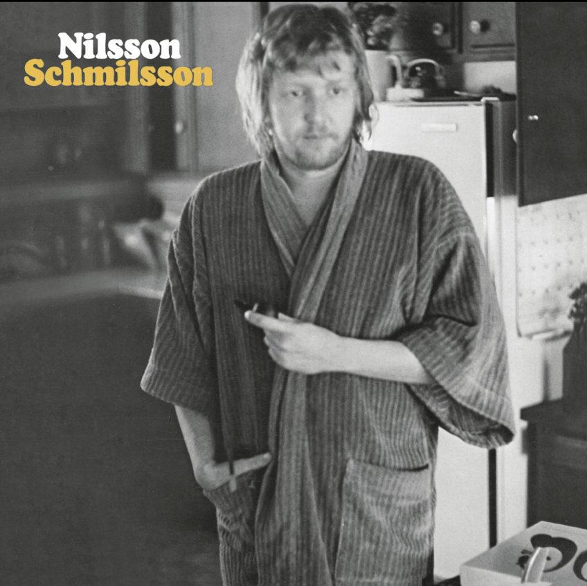 Nilson Smilsson LP cover